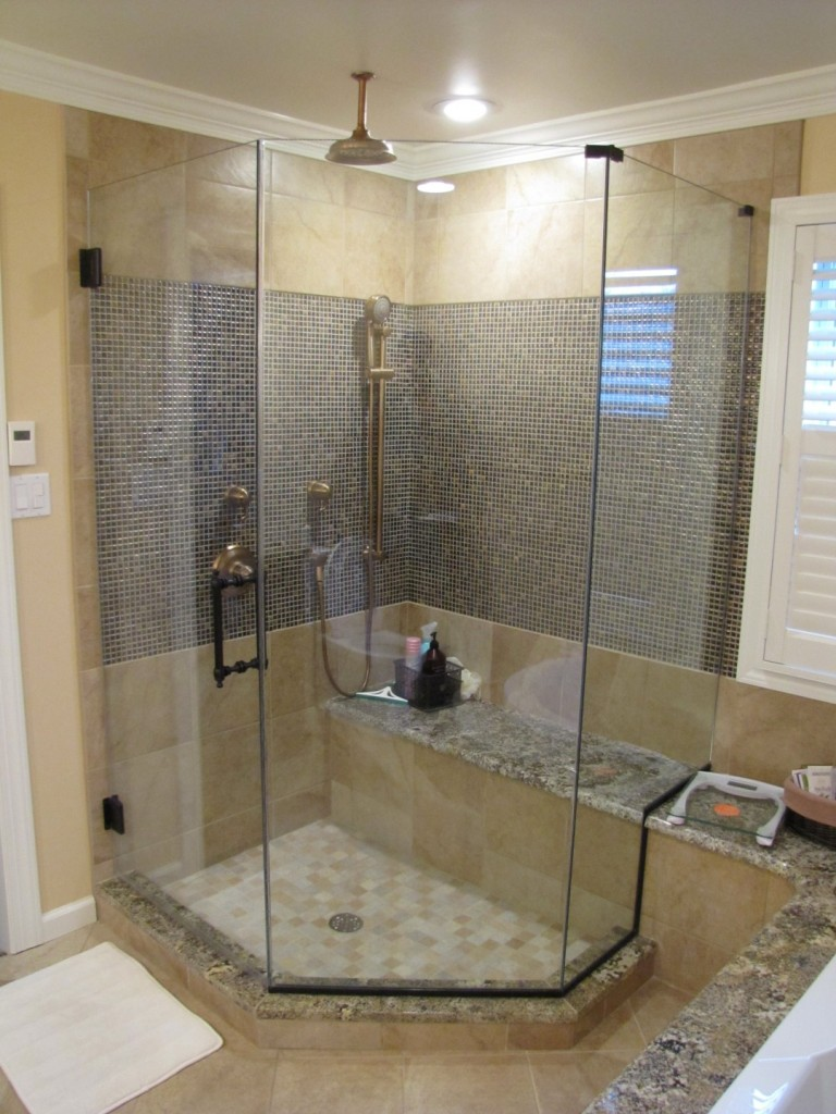 Shower Enclosures - Bucks County Glass